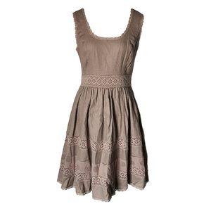 Jessica Simpson   eyelet dress